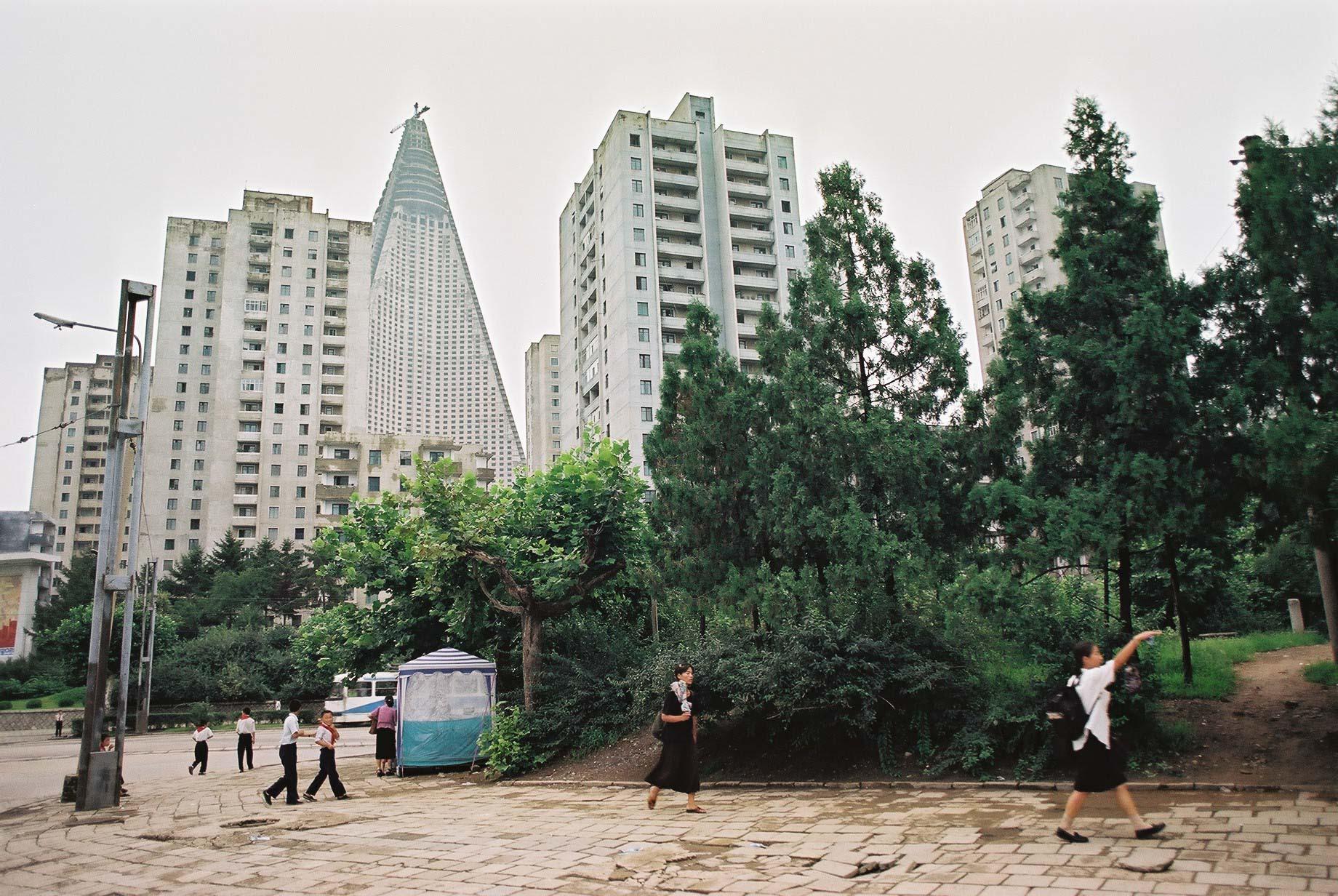 NORTH KOREA 2005